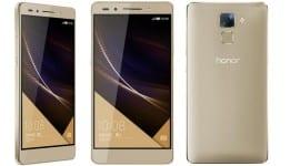 Honor 7 představen – hliník, megapixely a cena [aktualizováno]
