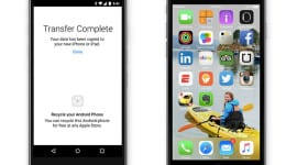 "Aplikace ""Move to iOS"" zajistí přenos dat z Androidu do iOS"