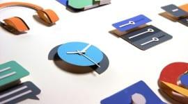 Tři hry v Material Designu