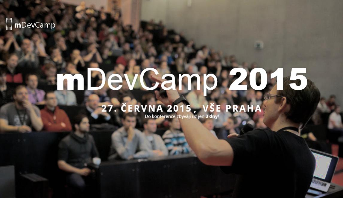 Již tuto sobotu se v Praze setká více než 400 nejlepších mobilních vývojářů