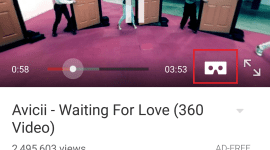 Youtube nyní s podporou Cardboard [iOS, aktualizováno]