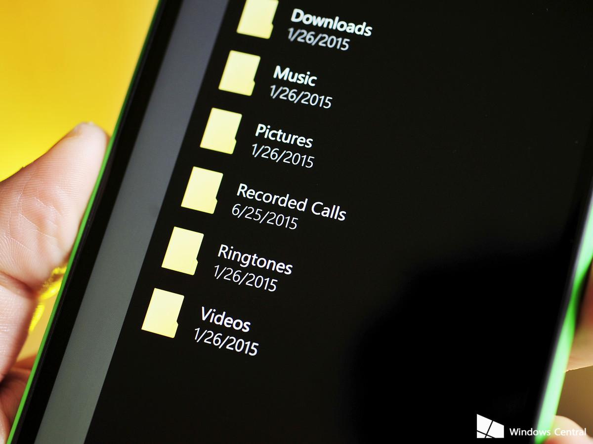 Windows 10 Mobile přijde s nativní podporou nahrávání hovorů