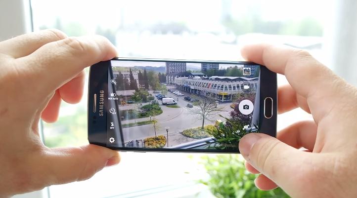 Samsung Galaxy S6 EDGE – přivítejte krále designu [recenze]