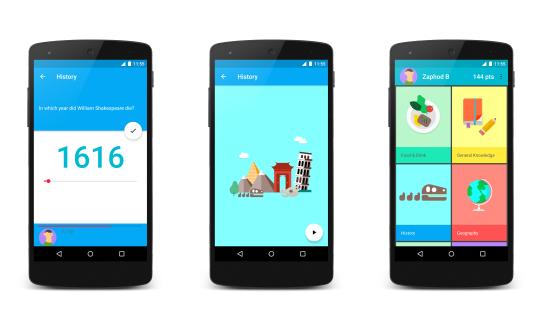Topeka – demo aplikace od Googlu pro vývojáře