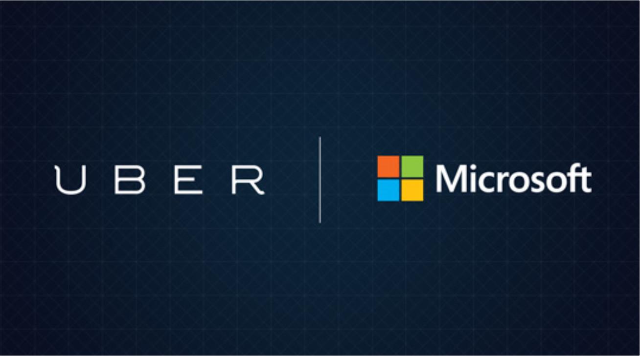 Uber odkoupil část map od Microsoftu, ten končí se sběrem vlastních mapových dat