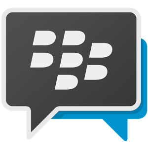 BlackBerry messenger dostává Material design