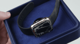 Nejdražší Apple Watch zničeny dvěma magnety [video, zajímavost]