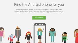 Google vám pomůže s výběrem smartphonu s Androidem