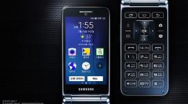 """Samsung Galaxy Folder – nové """"véčko"""" s Androidem"""