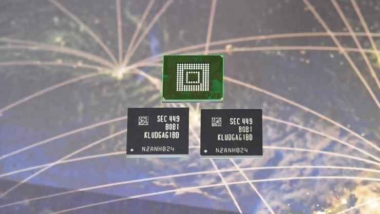 Samsung již nebude jediným výrobcem s UFS 2.0 pamětí