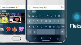 Fleksy pro Android je nyní zdarma