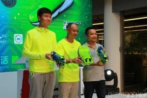 Li-Ning Smart Shoes  (2)