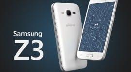 Tizen opět ožívá díky Samsungu Z3