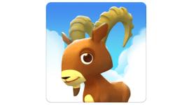 Zynga a jejich nová hra zdarma Mountain Goat Mountain