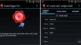 AudioTagger – přidejte ke svým písničkám tagy i bez PC