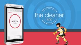 Vyčistěte svůj smartphone s vydařenou aplikací The Cleaner