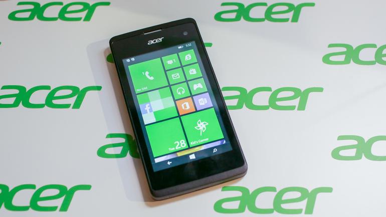 Acer chce dobýt veletrh IFA se čtyřmi novými modely s Windows