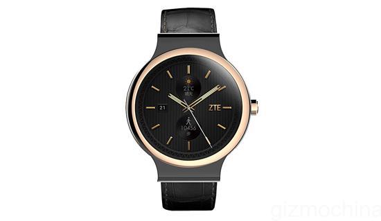 ZTE představilo hodinky Axon Watch