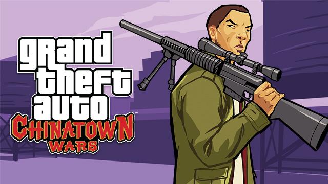 Hra GTA: Chinatown Wars zlevněna o 80%