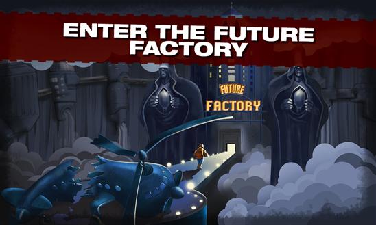 Future Factory – perfektní CZ hra pro Windows Phone zdarma