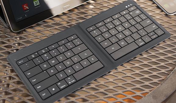 Skládací klávesnice od Microsoftu jde do prodeje