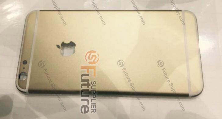 Uniklé snímky iPhonu 6s ukazují zpevněnou konstrukci