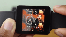 Half Life na hodinkách s Android Wear