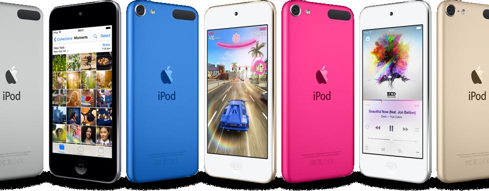 """Apple ruší staré a """"hloupé"""" iPody nano a shuffle"""