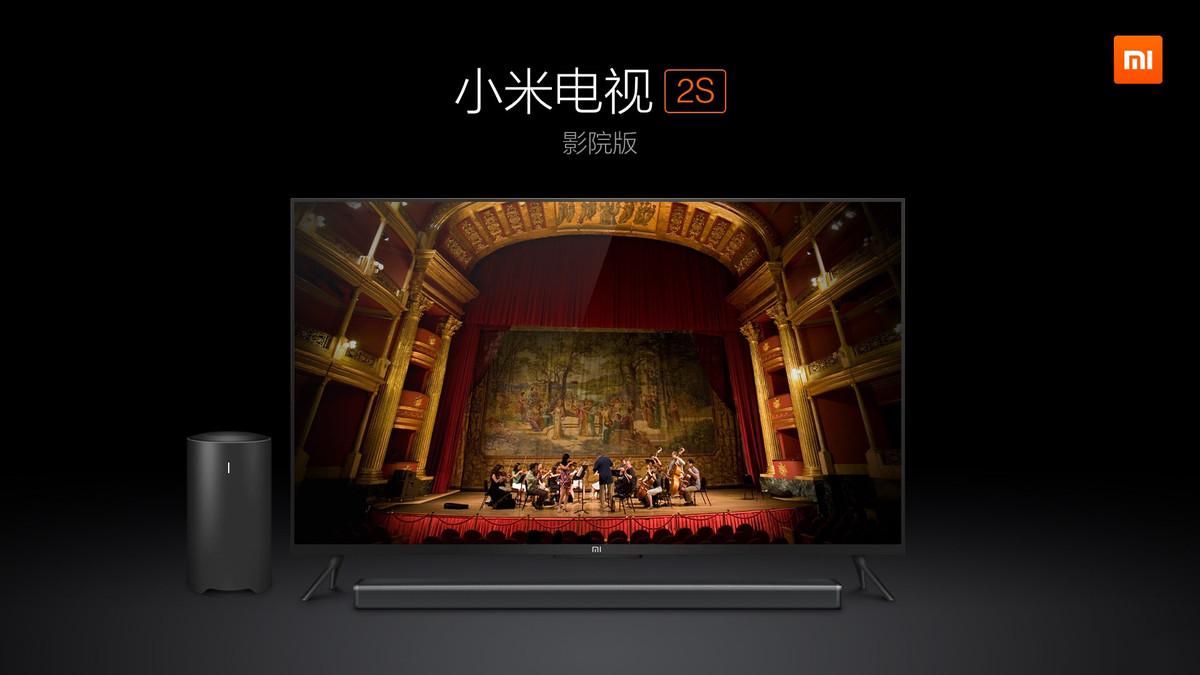 Xiaomi Mi TV 2S – 48 palců, 4K rozlišení a 9,9mm rám