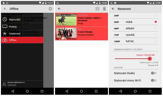 Stream.cz spouští beta testování pro Android [aktualizováno]