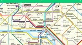 Mapy Metra ze 78 měst pod palcem