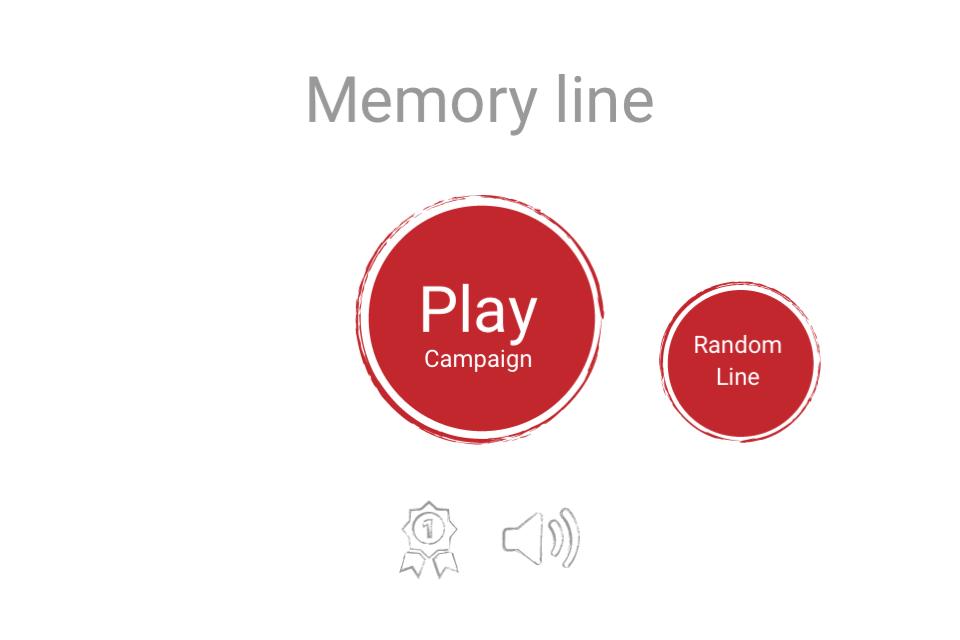 Otestujte svou paměť s hrou Memory Line