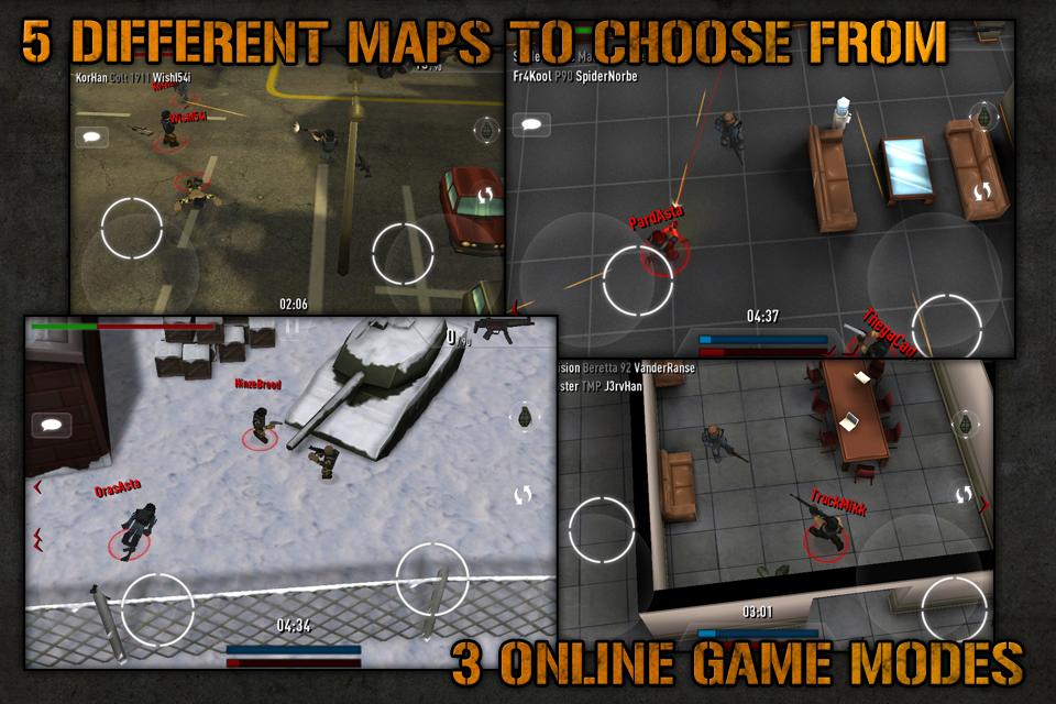Deadlock: Online – multiplayerová střílečka