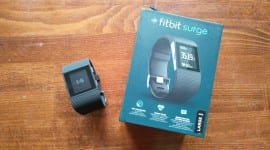 FitBit Surge - to pravé pro sportovce [minirecenze #1]