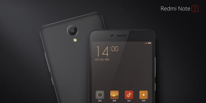 XIAOMI Redmi Note 2 – novinka od Xiaomi již v předprodeji [sponzorovaný článek]