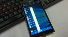 Unikly první fotografie prototypu Lumia 950