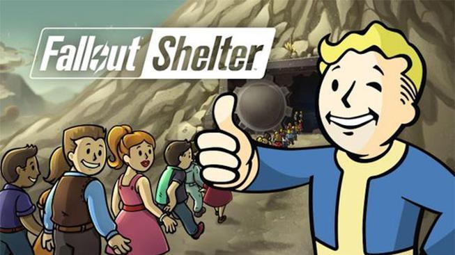 Fallout Shelter vychází pro Android