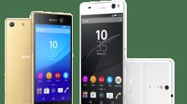 Sony Xperia M5 a C5 Ultra – oficiálně [aktualizováno]