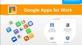 Souhrn novinek z Google Apps for Work za měsíc srpen