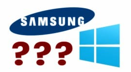 Samsung počítá s Windows 10 do tabletů