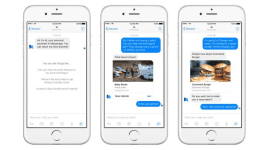 Facebook M jde do boje proti Google Now, Siri a Cortaně