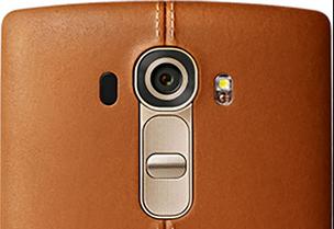 Nastavte si funkce zadních tlačítek na telefonech LG
