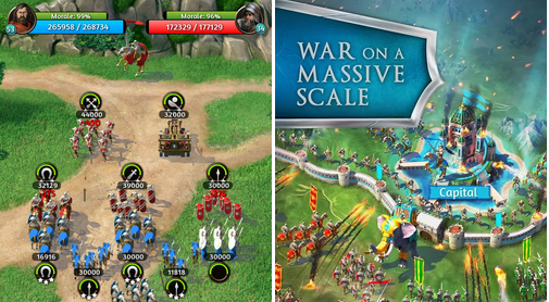 March of Empires – nová strategická hra od Gameloftu pro iOS a Android