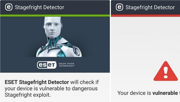 ESET vydal vlastní aplikaci pro detekci Stagefright