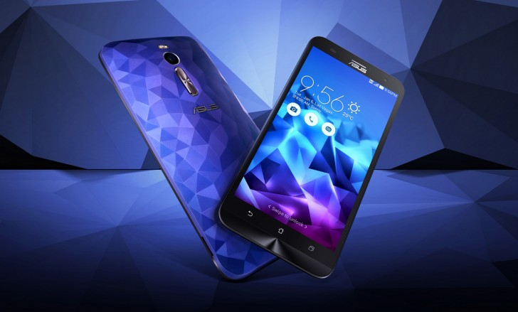 Asus uvedl Zenfone 2 Deluxe a Laser