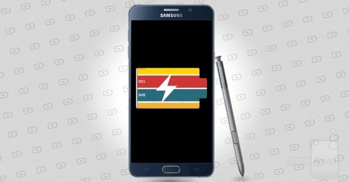 Samsung Galaxy Note 5 – test výdrže baterie, lepší než předchozí model?