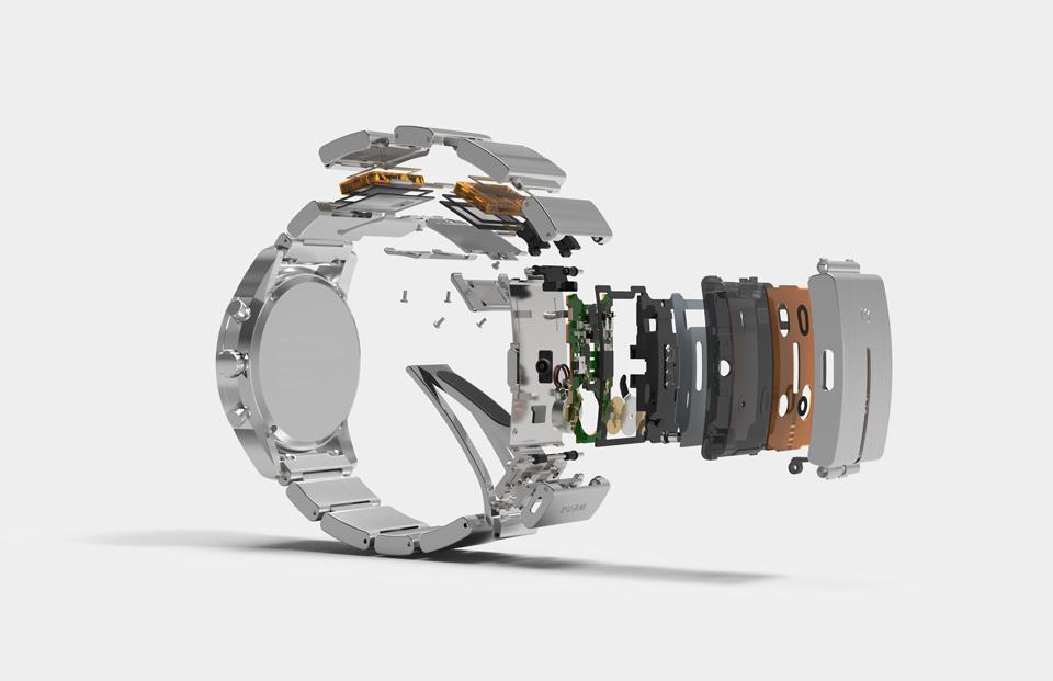 Wena Wrist – hodinky bez displeje