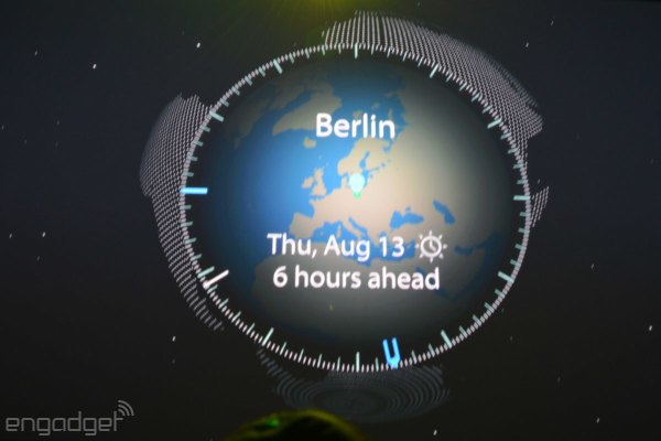 Samsung Gear S2 na první fotografii [aktualizováno]