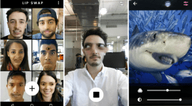Tři nové experimentální aplikace od Google Creative Lab – Landmarker, Tunnel Vision a Lip Swap