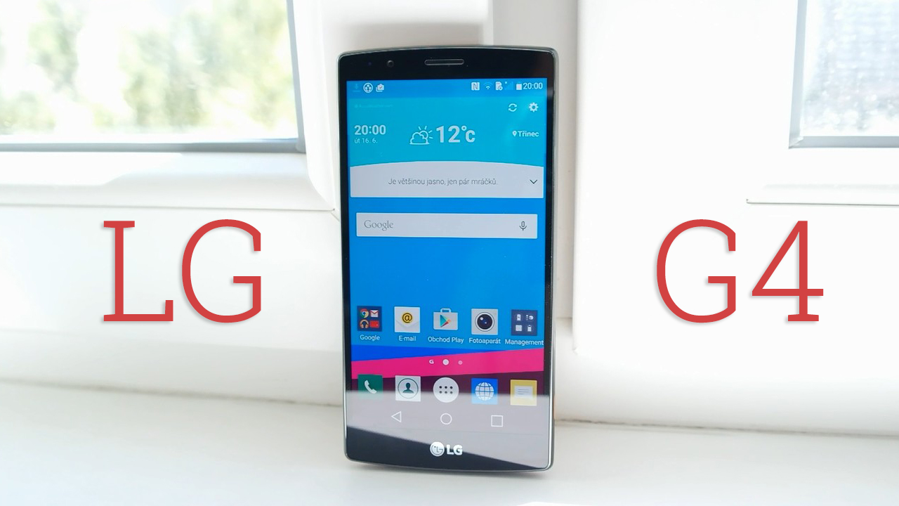 LG G4 – video preview
